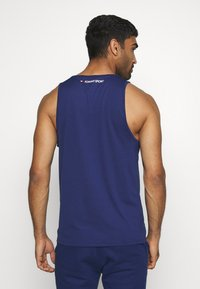 Tommy Sport - TRAINING TANK LOGO - Sportshirt - blue - 2