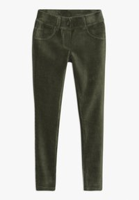 Benetton - TROUSERS - Trousers - green - 0