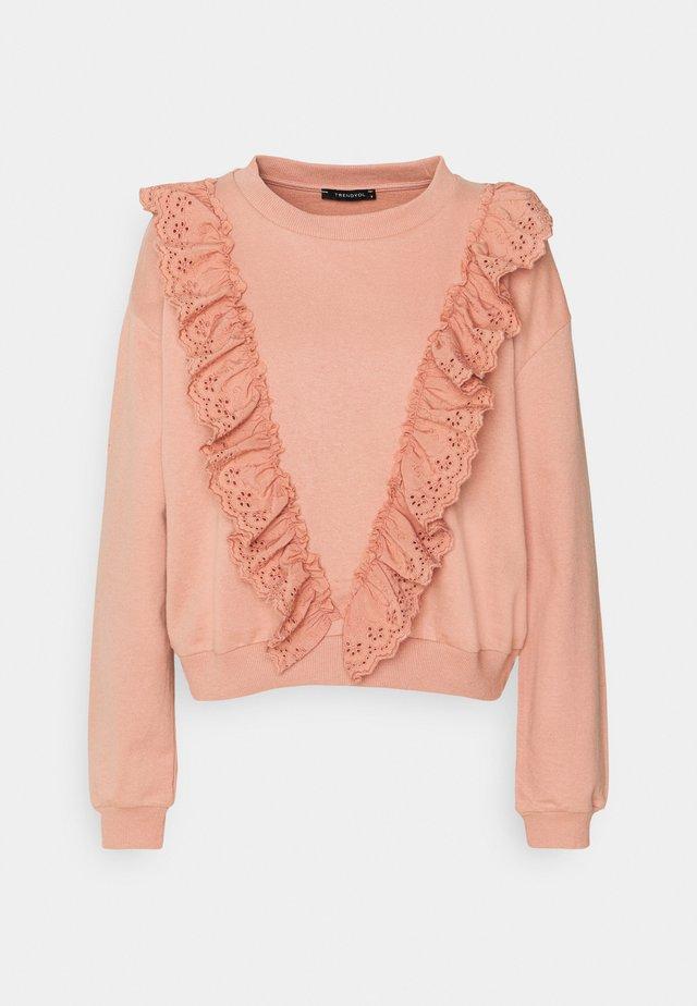 Sweater - rosa