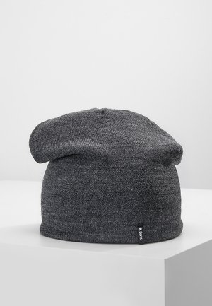 ECLIPSE BEANIE  - Čepice - dark heather