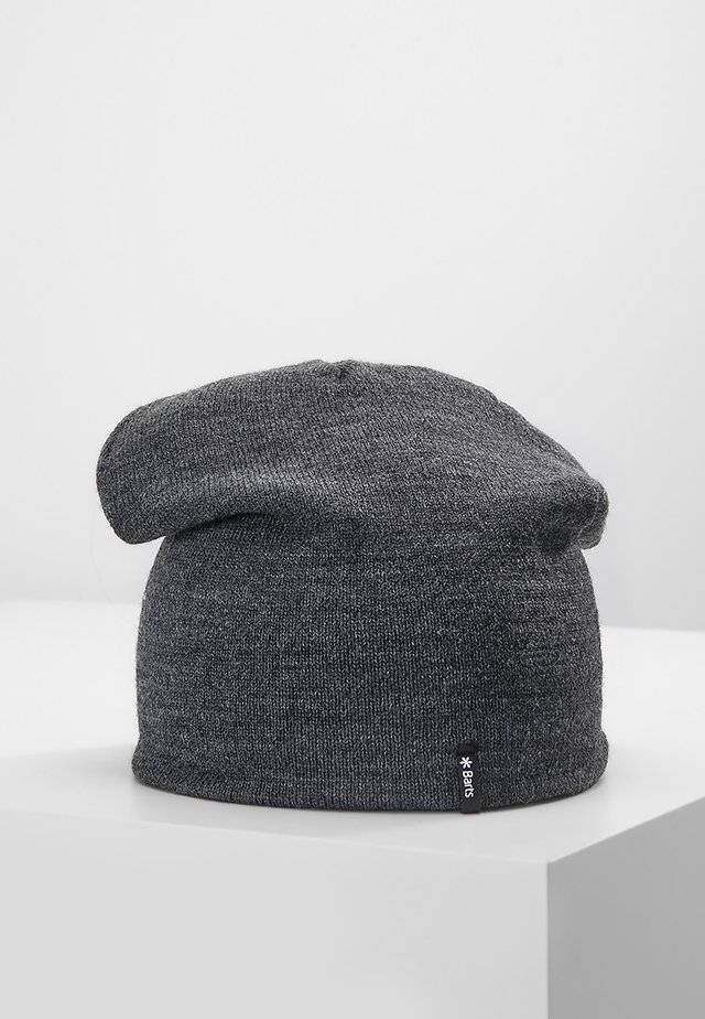 ECLIPSE BEANIE  - Muts - dark heather