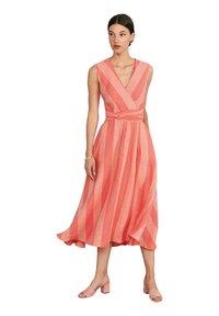RIANI - Day dress - koralle (73) - 0