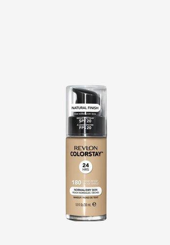FOND DE TEINT COLORSTAY DRY SKIN - Foundation - 180 sand beige
