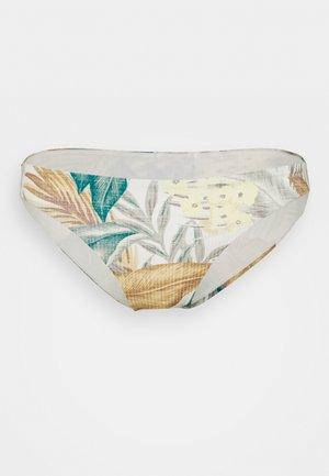 TROPIC SOL GOOD PANT - Bikiniunderdel - vanilla