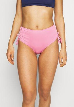 REVERSIBLE ANTONIA HIGHWAIST - Bikinibroekje - pink