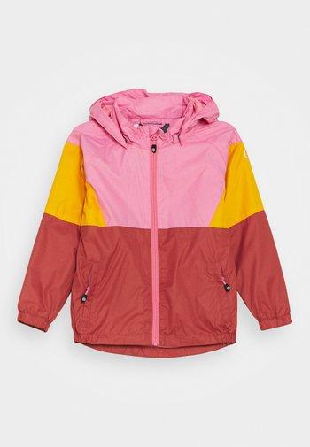 JACKET BLOCK UNISEX - Outdoor jacket - morning glory