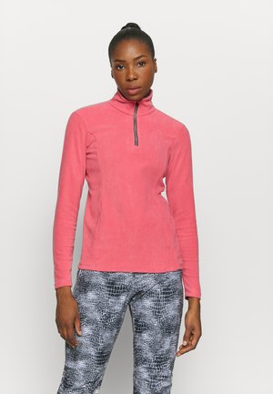 MISMA WOMEN - Fleecepullover - pink grape