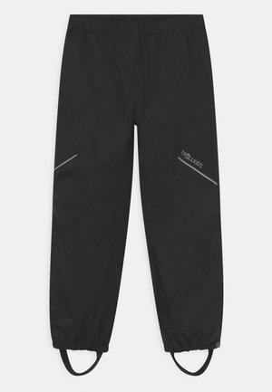 LOFOTEN RAIN UNISEX - Pantalon de pluie - black