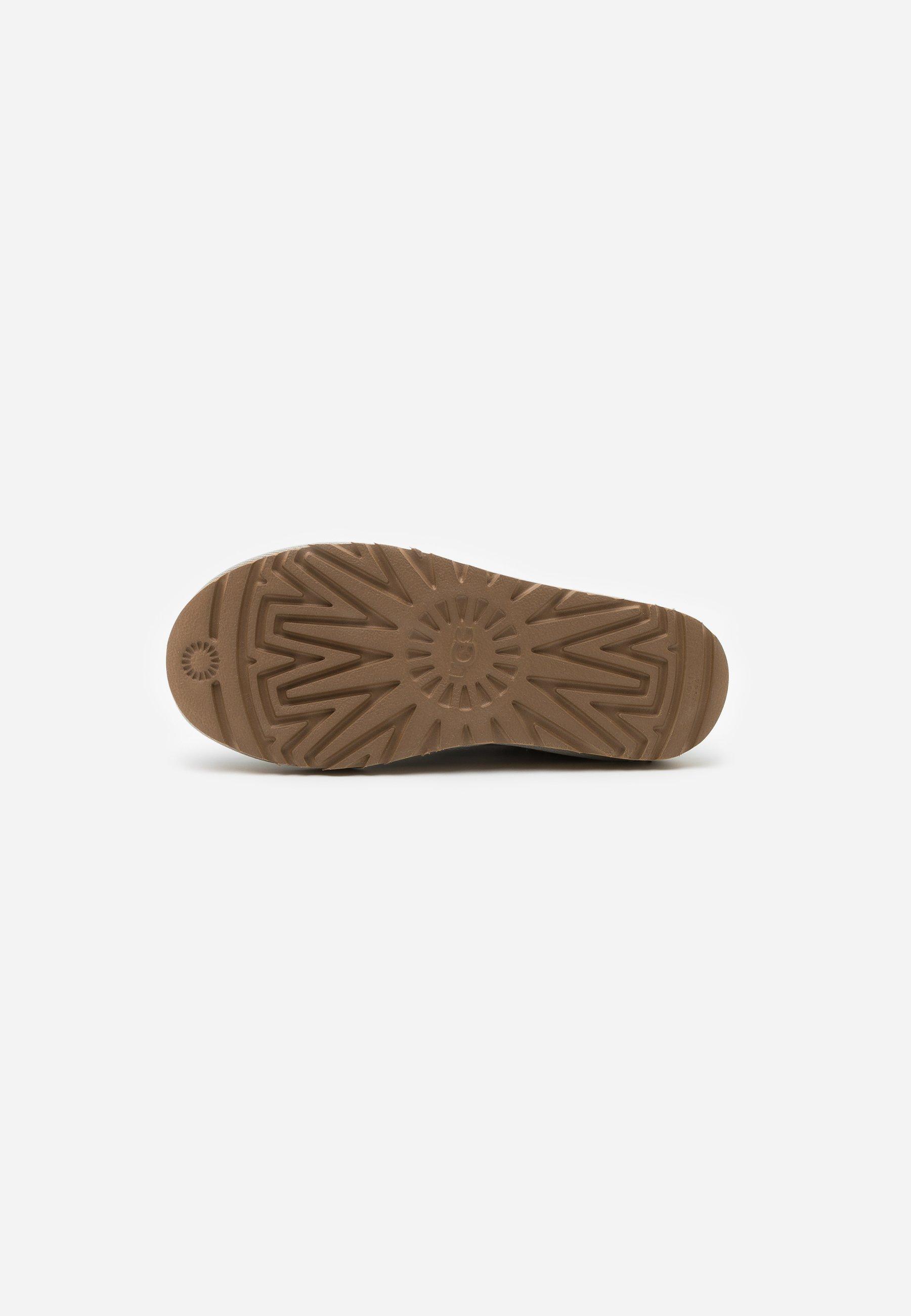 Ugg Mini Bailey Star - Ankelstøvler Grey Violet