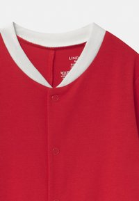 Lindex - ONESIE SANTA UNISEX - Pyjamas - red - 2