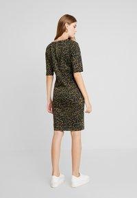 b.young - RIZETTA DRESS - Jersey dress - olive night - 2