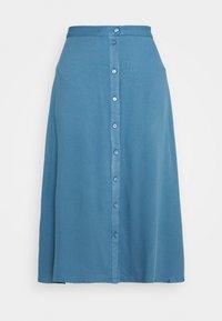 Vila - VIVISH - A-line skirt - captains blue - 4