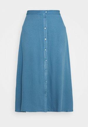 VIVISH - A-line skirt - captains blue