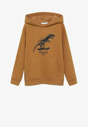 REX - Sweater - marrone medio