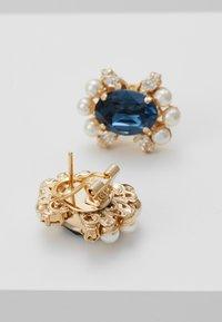 Anton Heunis - Earrings - blue/gold-coloured - 2