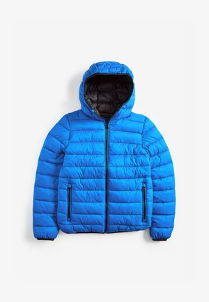 Winter jacket - blue grey