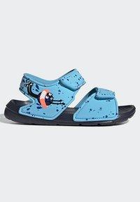 adidas Performance - ALTASWIM - Sandales de randonnée - blue - 5