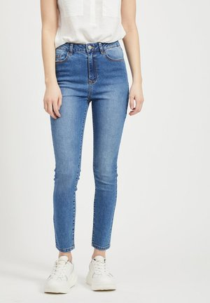 Jean slim - medium blue denim