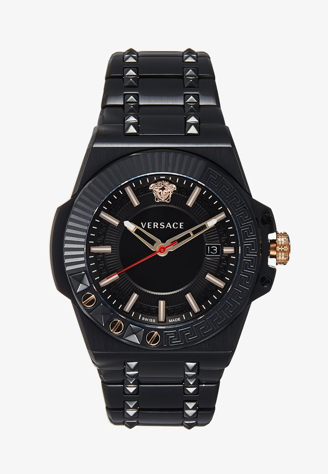 CHAIN REACTION - Montre - black