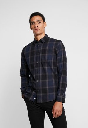 RAY CHECK - Chemise - black