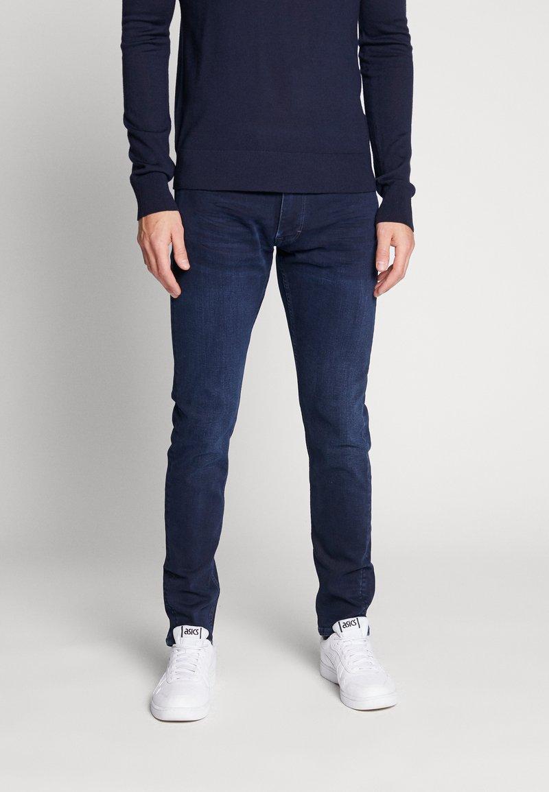 s.Oliver - HOSE LANG - Jeans Skinny Fit - blue denim