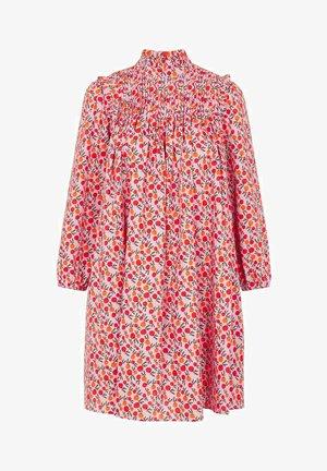 MIT LANGEN ÄRMELN YASMANDARINE - Korte jurk - begonia pink