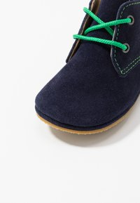 Pinocchio - First shoes - dark blue - 2