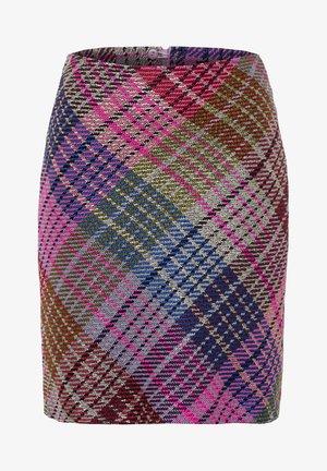 Pencil skirt - mehrfarbig