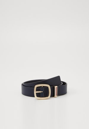 CORPORATE BELT - Bælter - blue
