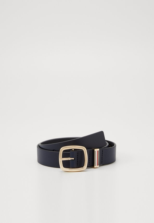 CORPORATE BELT - Belt - blue