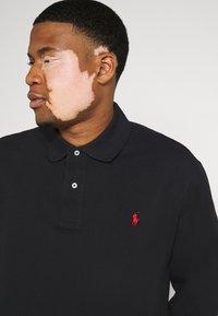 Polo Ralph Lauren Big & Tall - BASIC - Polo - black - 4