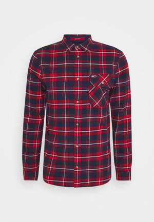 PLAID - Shirt - twilight navy/multi