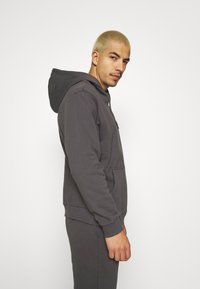 YOURTURN - UNISEX SET - Tracksuit - dark grey - 3