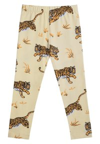 The Striped Cat - SKY LEGGINGS TIGER - Leggings - Trousers - sand - 1