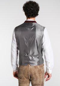 Spieth & Wensky - NIESEL - Waistcoat - grey - 1