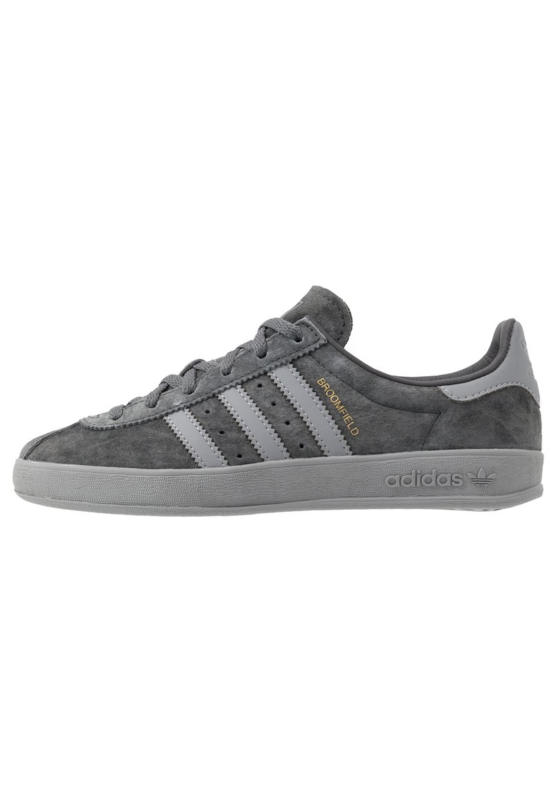 adidas Originals - BROOMFIELD - Sneakers - gresix/grethr/goldmt