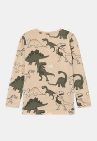 Lindex - MINI DINO  - Long sleeved top - light beige - 1