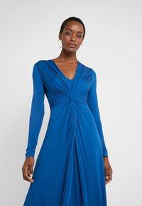 Escada - DAHLIAS - Jersey dress - patchouli blue - 3