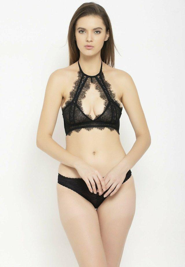 Bustier - black