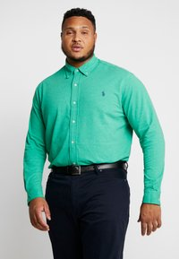 Polo Ralph Lauren Big & Tall - FEATHERWEIGHT - Camicia - palm green heather - 0