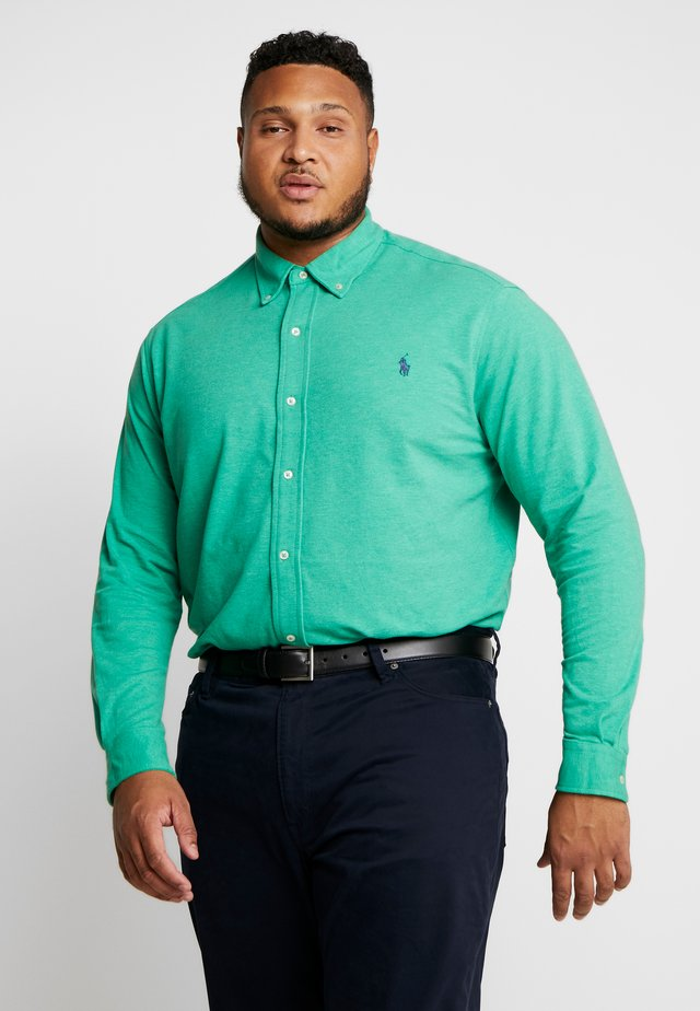 FEATHERWEIGHT - Camisa - palm green heather