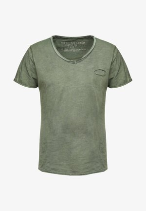 DO NOT USE - T-shirt con stampa - green