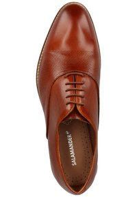 Salamander - Smart lace-ups - british tan - 1
