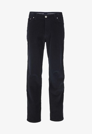 TJELVAR - Trousers - navy