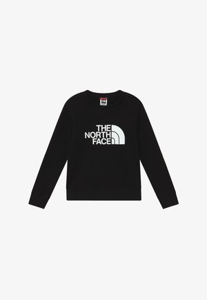 DREW PEAK LIGHT CREW UNISEX - Mikina - black
