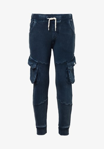 Relaxed fit jeans - dark sapphire