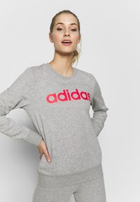 adidas Performance - Sweatshirt - grey - 0