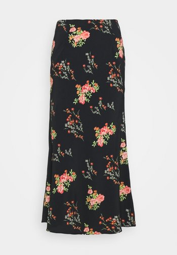 LADIES SKIRT FLORAL