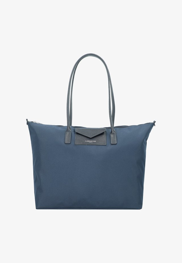 Shopper - bleu fonce