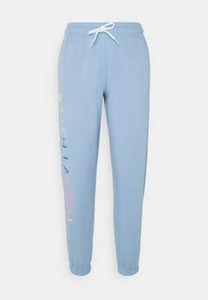 SEASONAL - Tracksuit bottoms - chambray blue